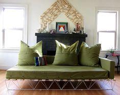 DIY Platform sofa