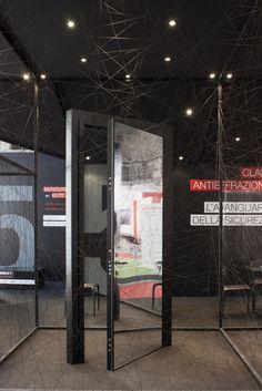 Stand BAUXT MADE EXPO Milano 2013 ©visualdisplay