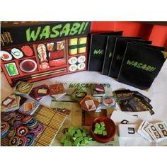 Amazon.com: Wasabi!: Toys & Games