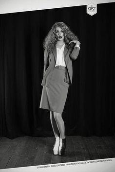 Inspiration: Miss Juno serving executive realness
