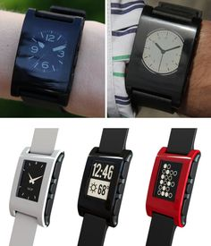 What's so cool about the Pebble Smartwatch? Click to find out.