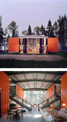 Awesome Ideas You Can Learn About Shipping Container Apartment 50 – Kawaii Interior Source by jasrivel Our Reader Score[Total: 0 Average: Related You Must See Shipping Container HomesBuilding A Shipping Container Home Shipping Container Workshop, Shipping Container Home Designs, Shipping Containers, Shipping Container Interior, Shipping Container Buildings, Cargo Container Homes, Building A Container Home, Storage Container Homes, Container Home Plans