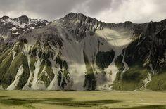 Kim Sokola is an award winning photographer. Mount Cook, Mount Rainier, Earth, Mountains, Landscape, Nature, Travel, Naturaleza, Viajes