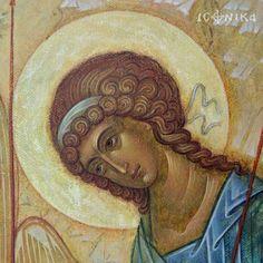 . Byzantine Icons, Byzantine Art, Roman Church, Trinidad, Art Icon, Religious Icons, Gold Work, Orthodox Icons, Sacred Art