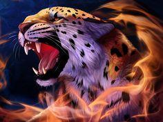 Fire Bringer by akeli on DeviantArt