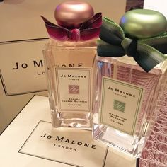 #JoMalone #SakuraCherryBlossom  #OsmanthusBlossom 好喜欢