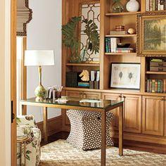 2010 Louisiana Idea House   Cozy Study   SouthernLiving.com