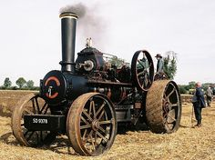 1925 Fowler Ploughing Engine