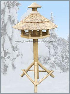 Bildergebnis für vogelhaus bambus
