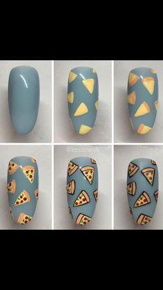 Autor mary_qwerty Me gusta mk? Soporte automático - Kelly World Best Acrylic Nails, Acrylic Nail Designs, Nail Art Hacks, Nail Art Diy, Stylish Nails, Trendy Nails, Nail Drawing, Nail Art Designs Videos, Fire Nails