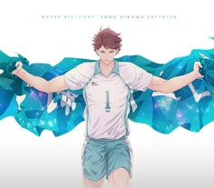Haikyuu #oikawa #hq|this is super early but