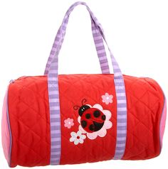 Stephen Joseph Quilted Duffle * You can get additional details at the image link.
