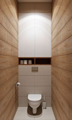 When you're trying to create or remodel a small bathroom, focusing on small bath design is critical. Small Closet Design, Small Toilet Design, Small Toilet Room, Guest Toilet, Closet Designs, Washroom Design, Bathroom Design Luxury, Bathroom Design Small, Modern Bathroom