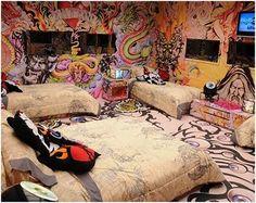 tattooed bedrooms for teenage