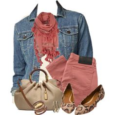 Matching Scarf and Jeans by daiscat on Polyvore featuring Fat Face, Religion Clothing, Michael Kors, Dorothy Perkins, Brooks Brothers, AllSaints and Eddie Bauer