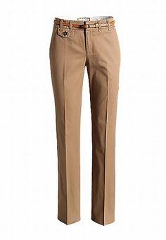 Morphologie en A : le pantalon Esprit