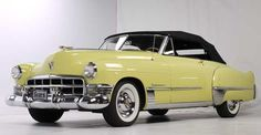 1949 Cadillac Series 62 Convertible....