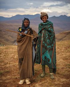 """Ross O'Connell Jennings on Instagram: """"Basotho boys 🇱🇸 The """"Kobo"""" (aka Lesotho blanket) forms an intricate part of Basotho culture. They're fascinatingly woven into the history…"""" Out Of Africa, Candid Photography, Vacation Places, South Africa, African, Facts, Culture, Blanket, History"""