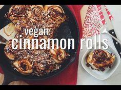 caramel pecan cinnamon rolls -hot for food