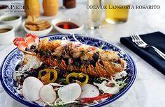 Cola de Langosta Rosarito en @cantinalapiedra http://www.queremoscomer.com/restaurantes/comida-mexicana/polanco-anzures/cantina-la-piedra/?utm_content=buffer09106&utm_medium=social&utm_source=pinterest.com&utm_campaign=buffer #antojos
