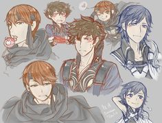 If I could bring myself to not pair up with Chrom, I'd probably marry Lon'qu or Gaius