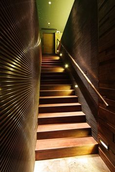 Lovely stairs and materials. Authors unknown.