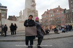 Holland 2012 | Dam Square