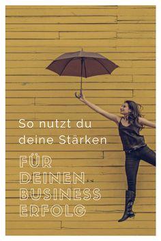 So nutzt du deine Stärken für deinen Businesserfolg
