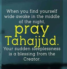 Dua made in tahajjud is like an arrow that doesn't miss its target. Learn how here: