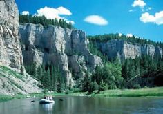 The Smith River in Montana:  Fify-nine miles of floating and great angling.  If you are ever lucky enough to get one of the prized permits, this is truly one of the most spectacular trips you will ever take.  Seven days of amazing beauty, and zero civilization.  You are remote, and everything you need has to be floated in and floated out.