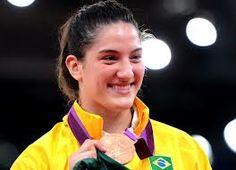 judô brasil - mayra aguiar
