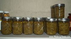 Time To Start Canning All of Your Hard Work In The Garden!
