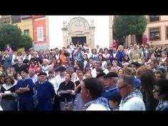 Recuperacion de tradiciones marineras en Luanco, Asturias