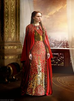 jane in Asgard | runakvaed:Jane Foster, Queen of Asgard, mother to all nine realms.