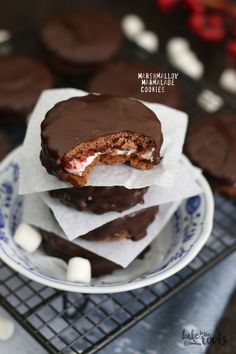 Marshmallow Marmalade Cookies   Bake to the roots