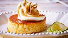 Flan de limón, receta casera - Dünya mutfağı - Las recetas más prácticas y fáciles Milk And Eggs, Lemon Slice, Homemade Beauty Products, Some Recipe, Pavlova, Cooking Time, Cookie Recipes, Cheesecake, Easy Meals