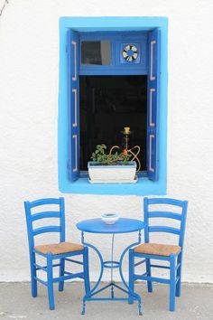 #Kos main color blue by Uwe Brooksiek on 500px