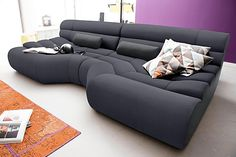 Save up to now - find sofas at the best price. Sofa Chair, Sofa Furniture, Sofa Bed, Furniture Design, Dog Sleeping Positions, Sleeping Dogs, Diy Sofa, Best Sofa, Sofa Design