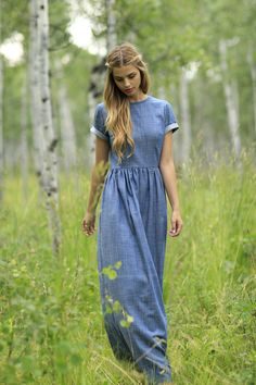 Gemma Maxi Dress from the Fall Collection by Shabby Apple