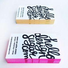 20 tarjetas de presentación de diseñadores gráficos | http://www.disenofilia.com/15-tarjetas-presentacion-disenadores-graficos/