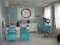 Salon Galleries - Aqua Hair Salon and Spa