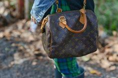 Speedy Louis Vuitton http://blog.3chic.com/2014/02/rainy-look.html