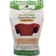 Get ready for fall with our Gluten Free Pumpkin Muffin mix [with Almond Flour!]
