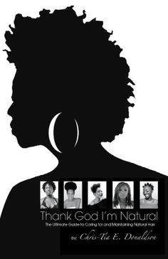 Thank God I'm Natural. GREAT resource on caring for natural hair. Recommended.