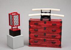 Good Sam Showcase of Miniatures: Dealer Isako Furuhashi, Japan - Fine Furniture