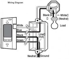 wiring diagram for multiple lights on one switch power coming in rh pinterest com Electrical Outlet Wiring Black White House Wiring Red Black White