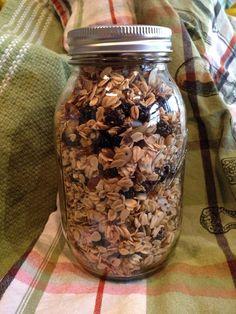 How to Make Homemade Healthy Granola.
