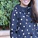 Kate Spade Deco Dot Dorothy Coat 2 by Stylish Petite