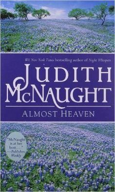 Classic Romance - Almost Heaven: Judith McNaught: 9780671742553: Amazon.com: Books