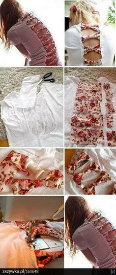 Diy loooooooove this top!! Will definitely have to make it (: